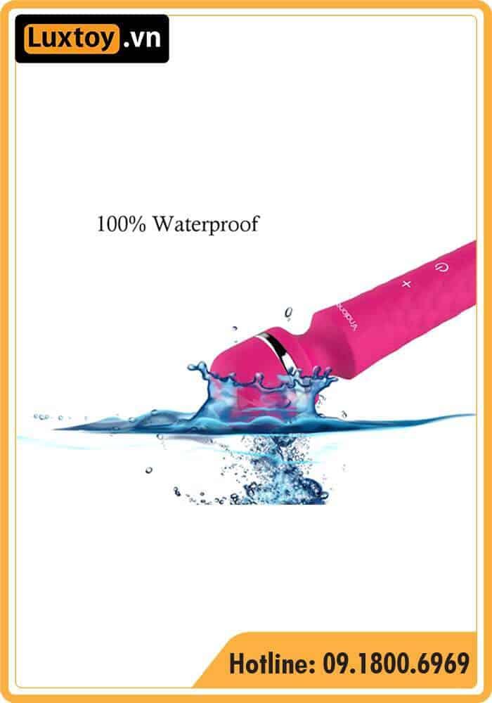 Chày rung tình yêu Nalone Sinmis chống nước 100%