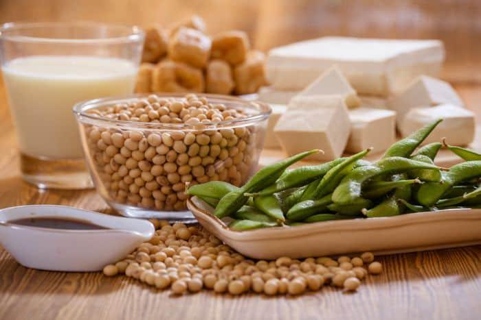 Estrogen có trong rất nhiều loại thực phẩm