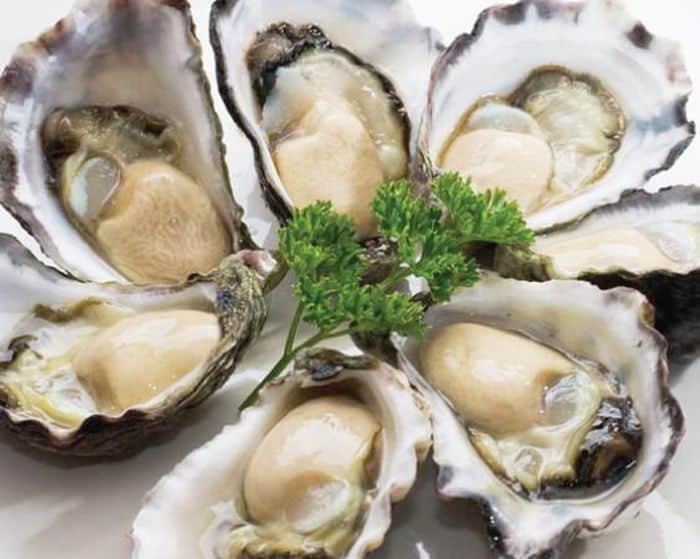 Hàu là món ăn giúp tăng cường sinh lý phái mạnh