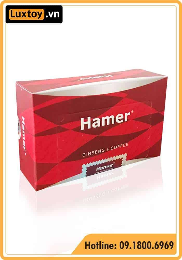 Kẹo nhân sâm Hamer