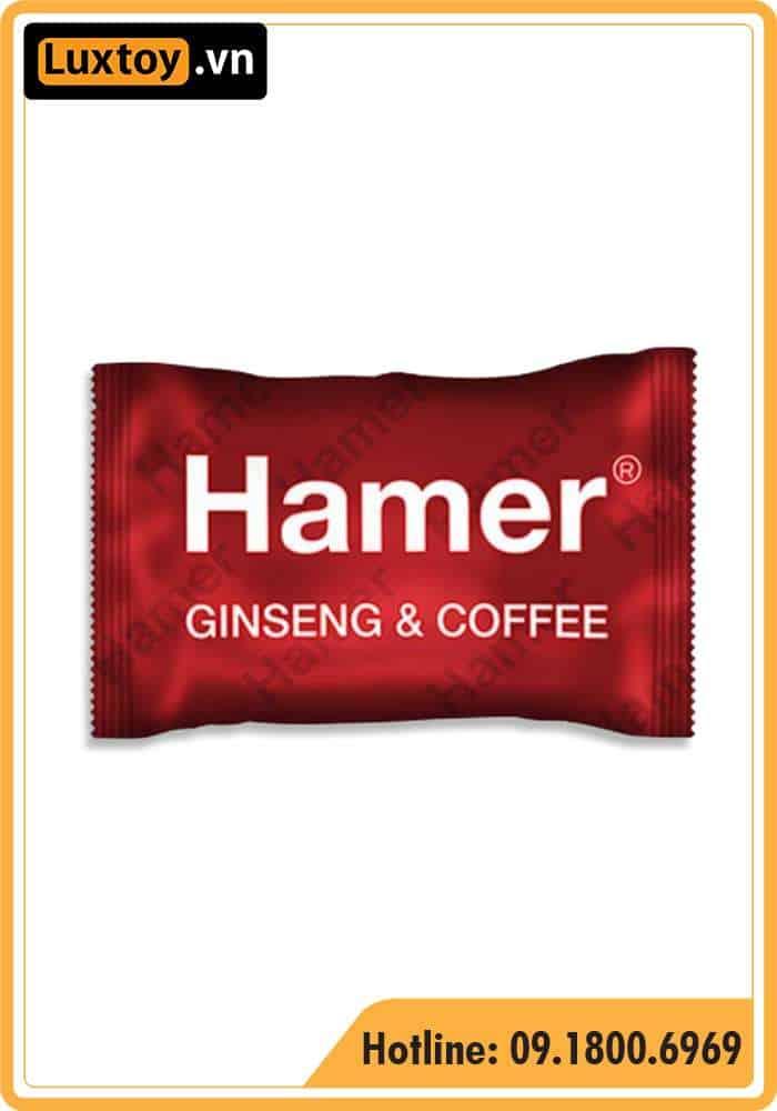 kẹo tăng cường sinh lý nam Hamer
