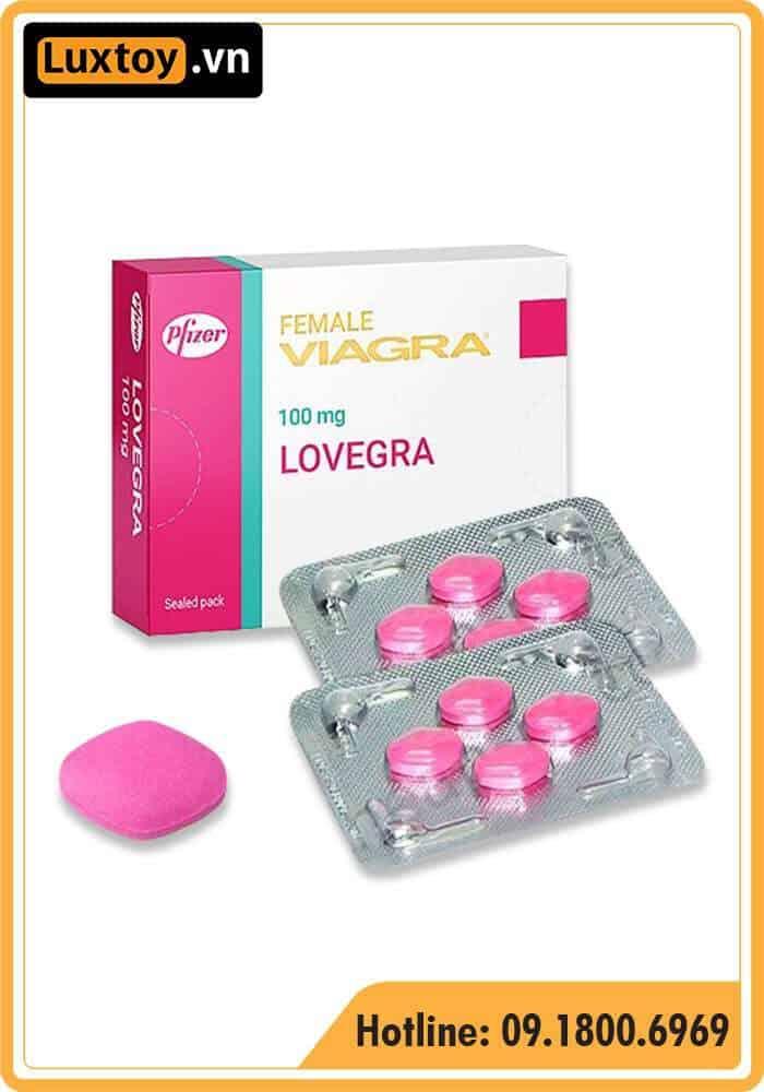 Lady Era là gì ? Lady Era 100mg là thuốc kích dục nữ cực mạnh