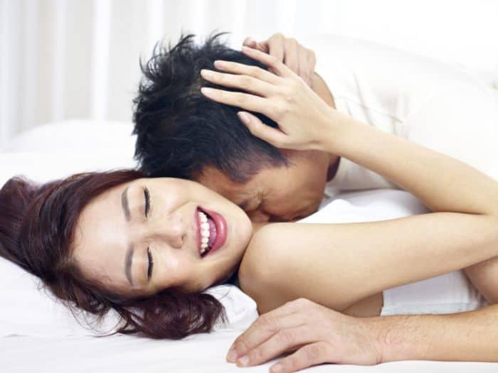 Người cuồng dâm có ham muốn quan hệ tình dục cao độ