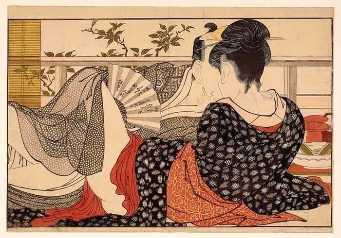 Nguồn gốc của Xuân Cung họa đồ có khả năng bắt nguồn từ triều đại nhà Tần, Hán