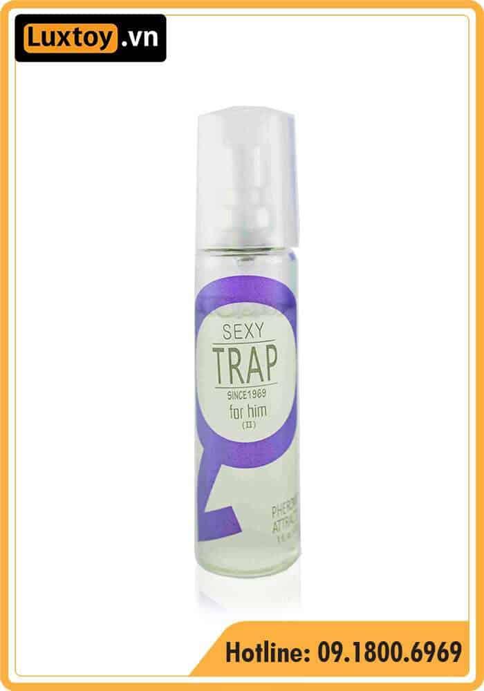 công dụng nước hoa sexy trap