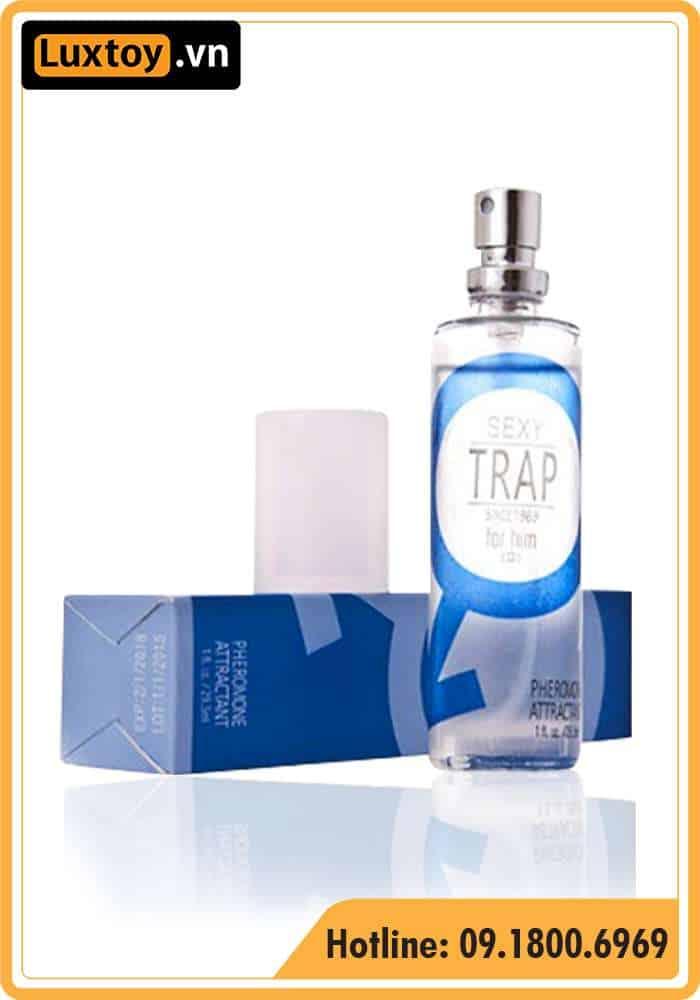 có nên sử dụng nước hoa Trap Xanh ?