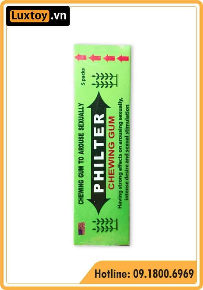 đánh giá kẹo singum philter