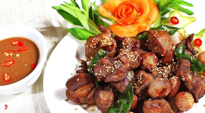 Thịt dê là thức ăn tốt cho sinh lý nam