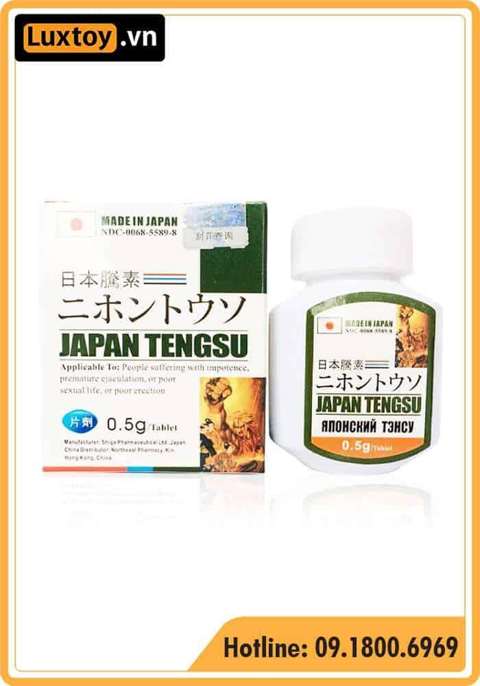 thuốc kéo dài thời gian quan hệ Japan Tengsu