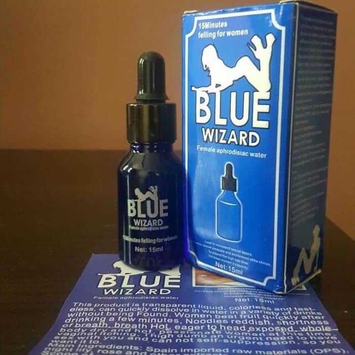 Thuốc kích dục Blue Wizard được đánh giá cao