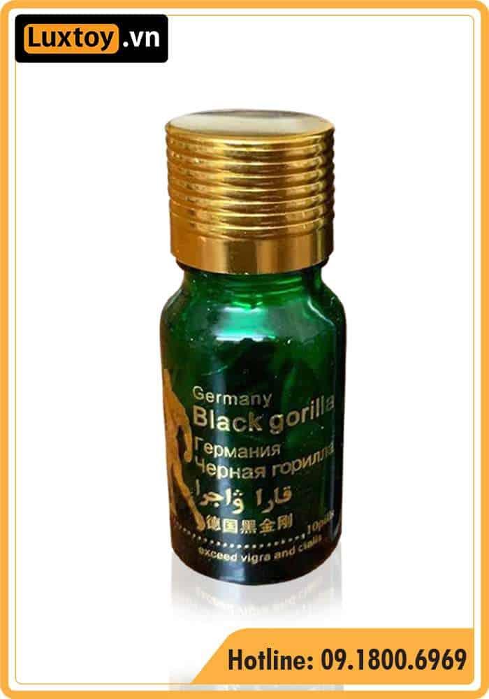 thuốc tăng cường sinh lý nam Black Gorilla