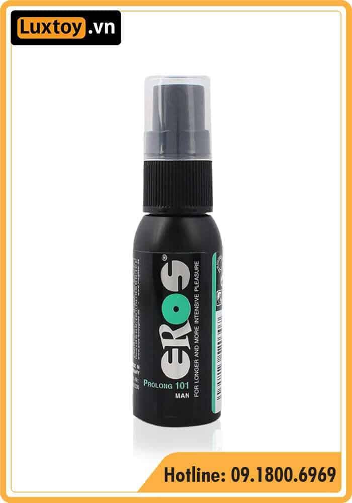 thuốc tê dạng xịt Eros Prolong 101