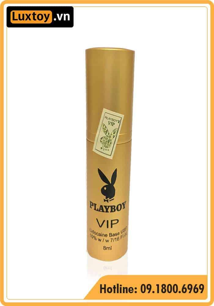 thuốc xịt dương vật Playboy VIP