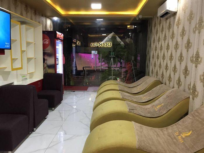 ác tiệm massage kích dục ở Sài Gòn