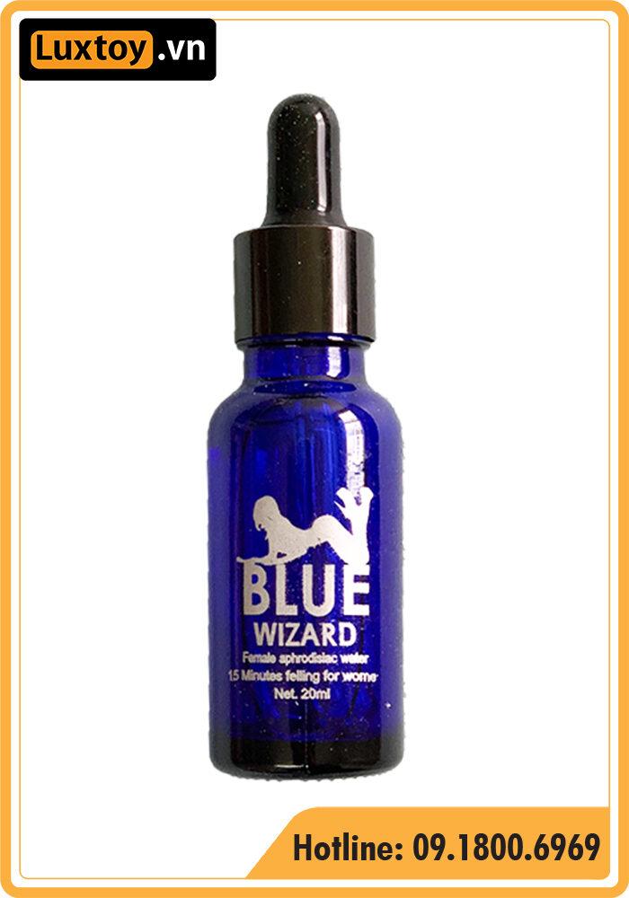 Thuốc Blue Wizard là thuốc gì?
