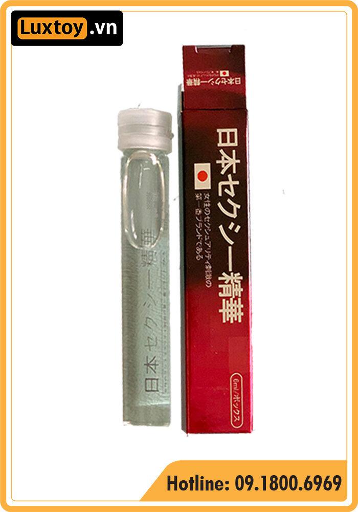 Thuốc kích dục Nhật Bản UNISEX