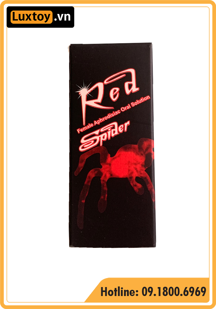 Thuốc kích dục Red Spider