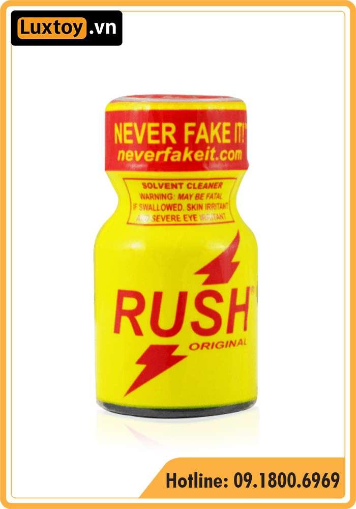 Thuốc kích dục nam dạng ngửi Popper Rush